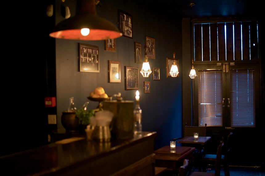 Berry and Rye - cosiest bars and pubs in Liverpool