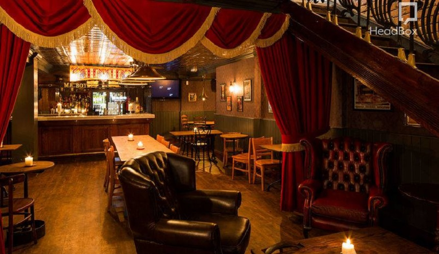 Ma Boyles - cosiest bars and pubs in Liverpool
