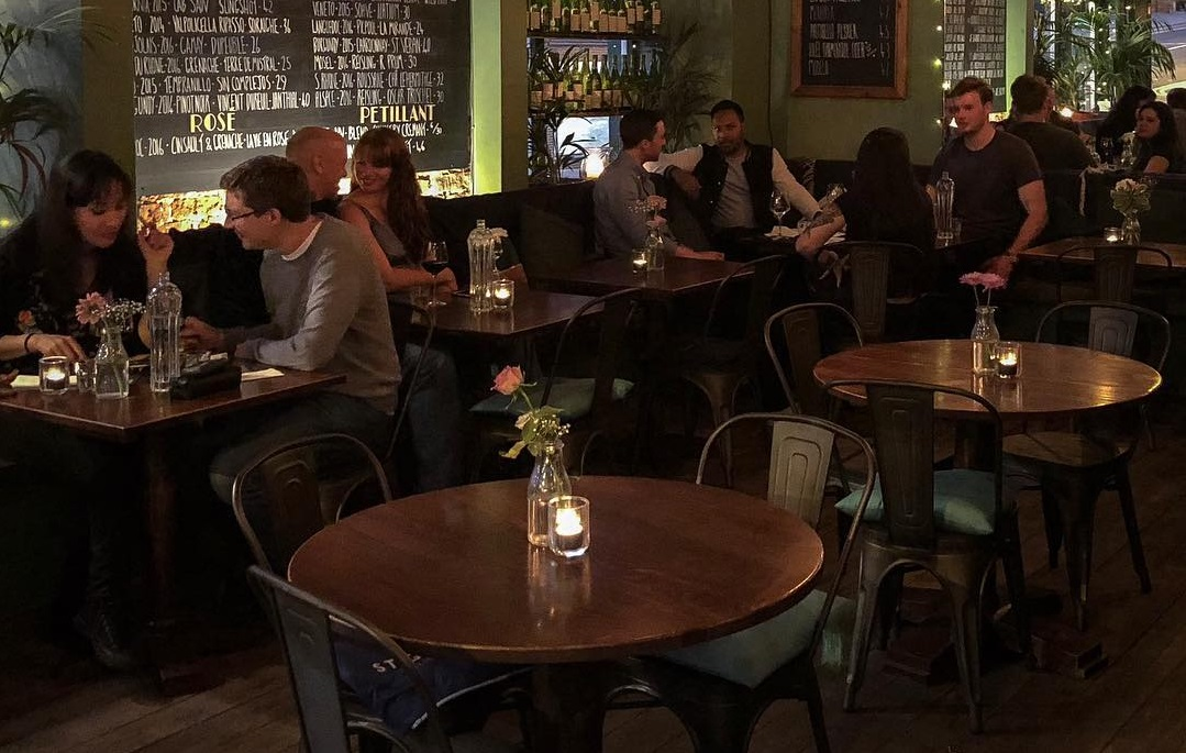Petit Cafe du Coin - cosiest bars and pubs in Liverpool