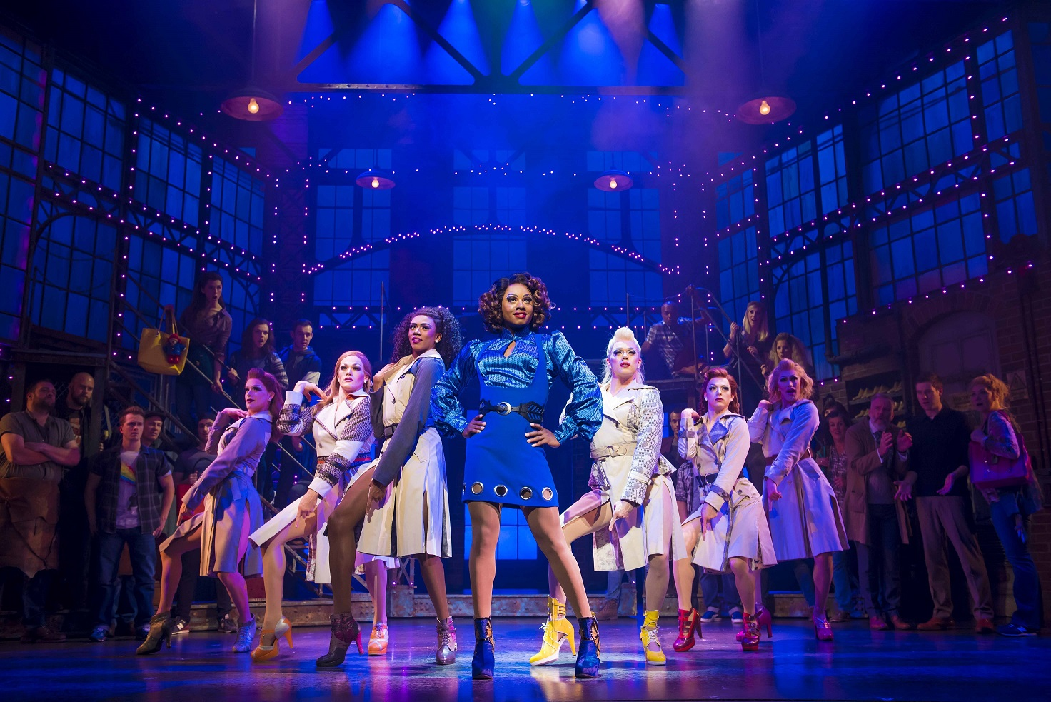 Kinky Boots at the Liverpool Empire