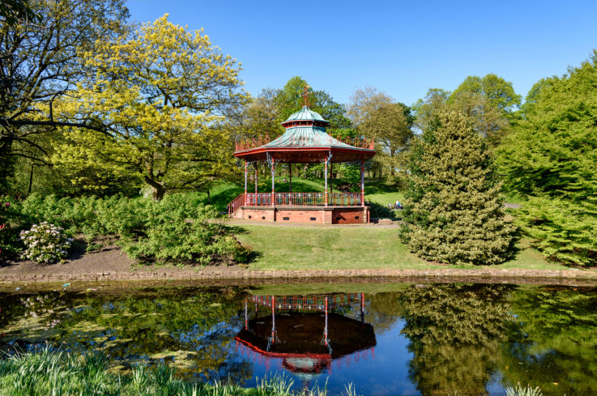 Sefton Park - things to do in Liverpool 2018