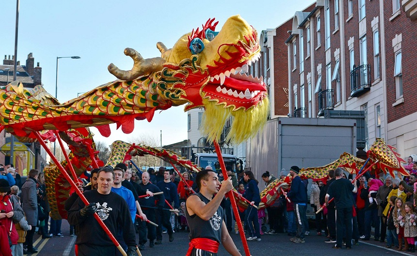 Chinese New Year - what's happening in Liverpool