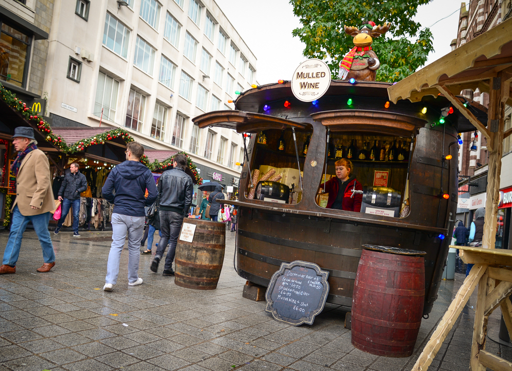 Liverpool's Christmas markets