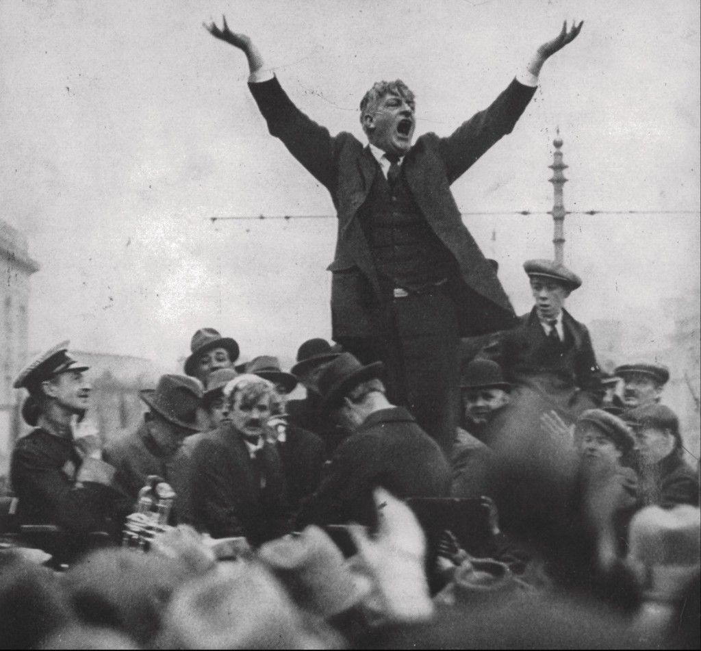 James Larkin 1923 @ www.antiwarsongs.org