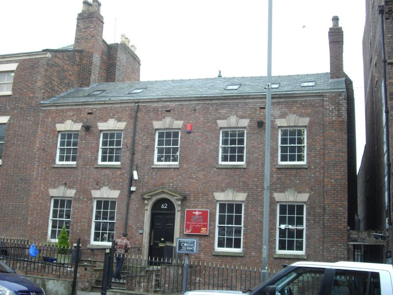 oldest buildings in Liverpool