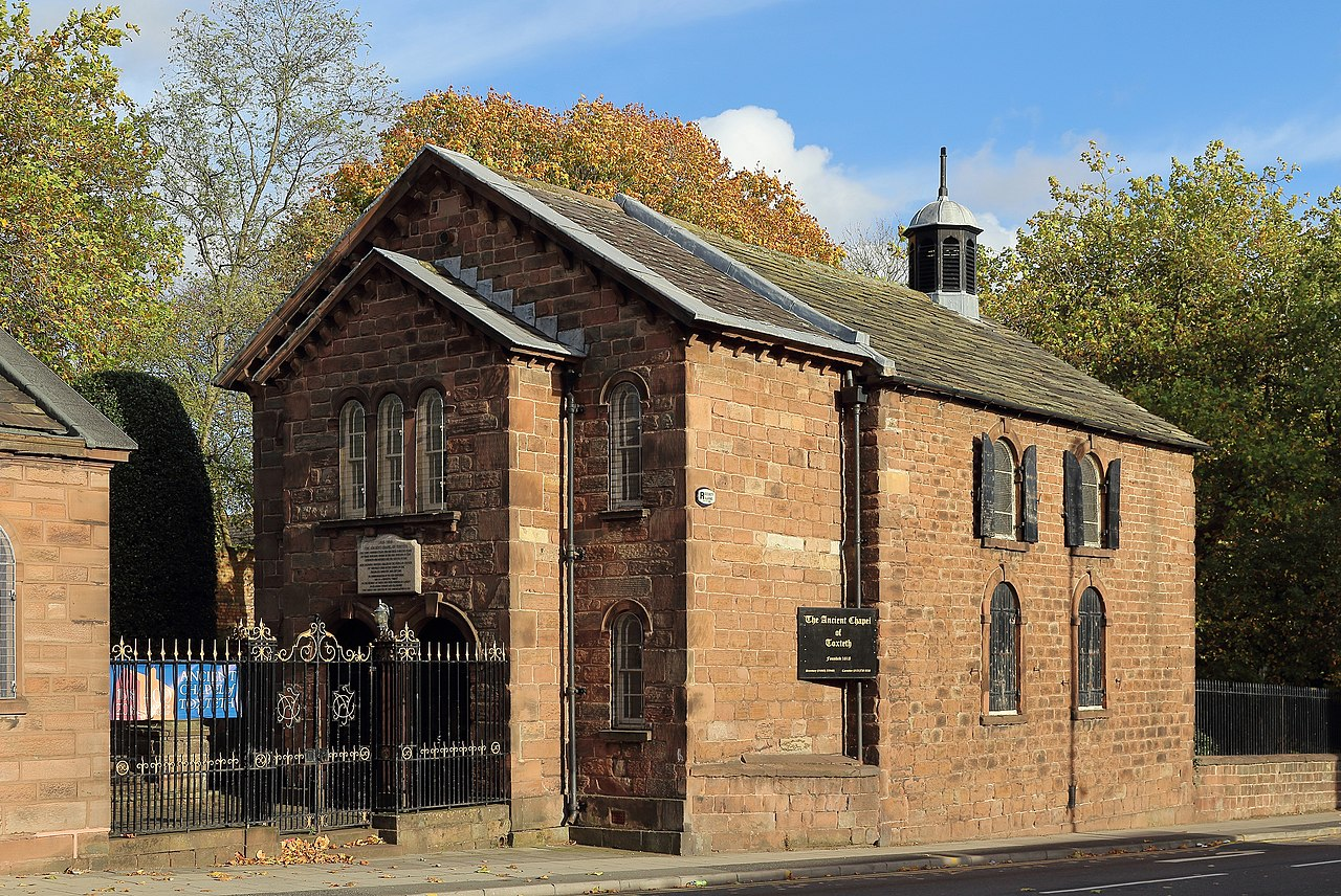toxteth chapel oldest liverpool buildings