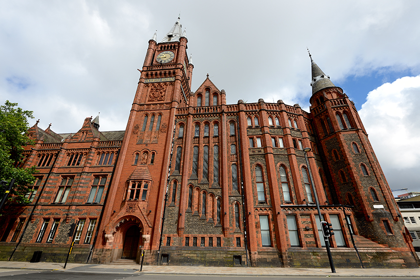 University of Liverpool - Victoria Building