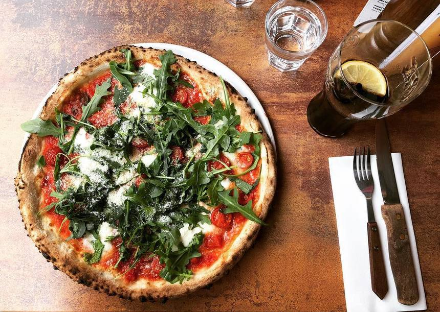 Pizza Liverpool The 22 Best Pizza Restaurants In The City