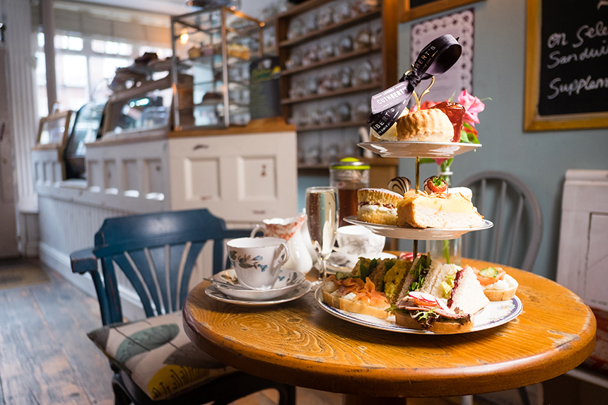 afternoon tea liverpool