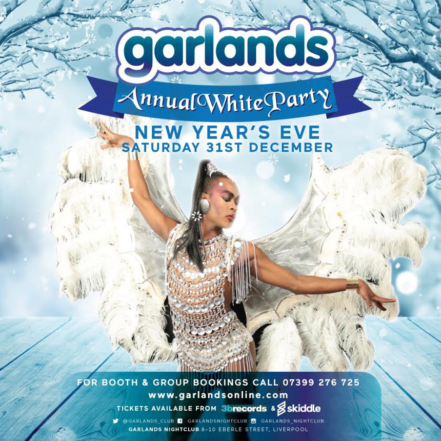 Garlands NYE