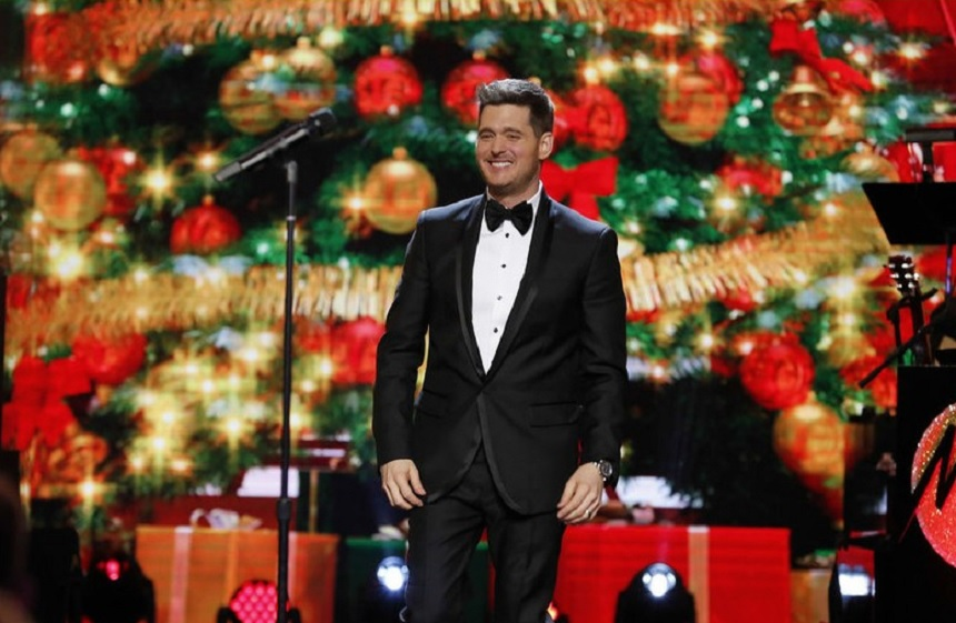 Michael Buble - Christmas party nights out in Liverpool