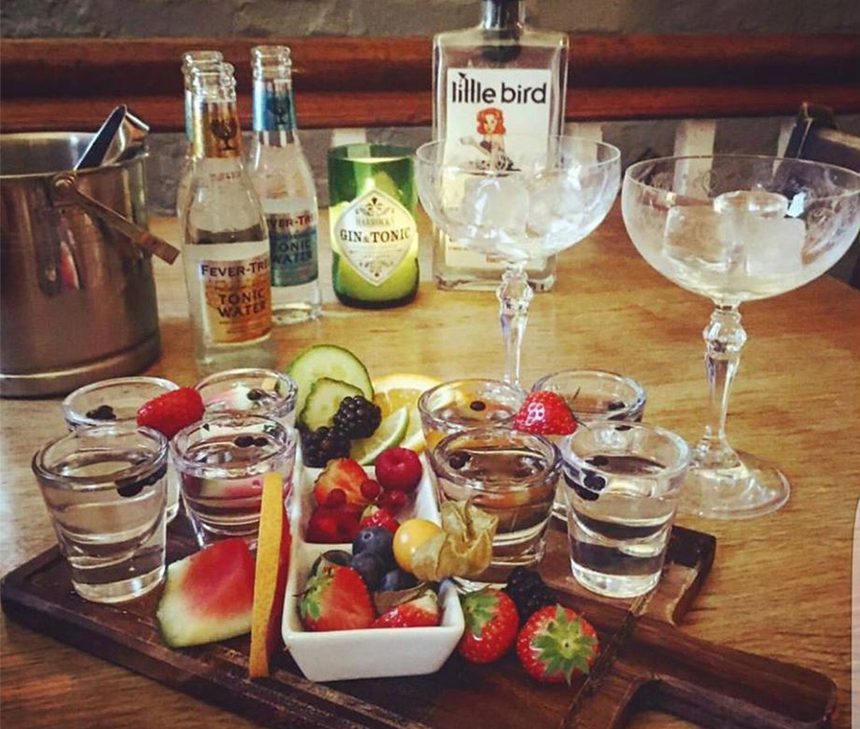 Jenever GIn Liverpool