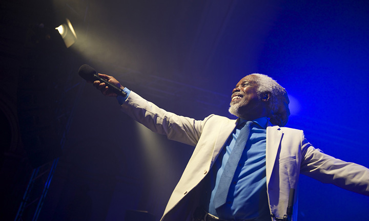 Billy Ocean at The Philharmonic