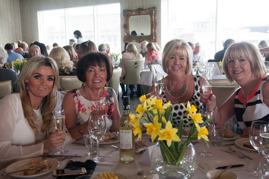 Mother's Day in LiverpoolSwing Afternoon Tea