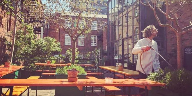 Buyers Club - outdoor lunch venues in Liverpool