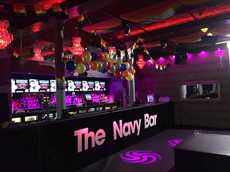 The Navy Bar, Liverpool