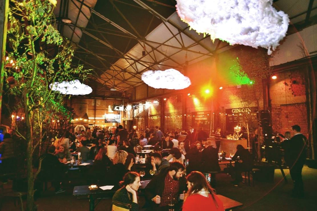 Camp and Furnace, Baltic Triangle