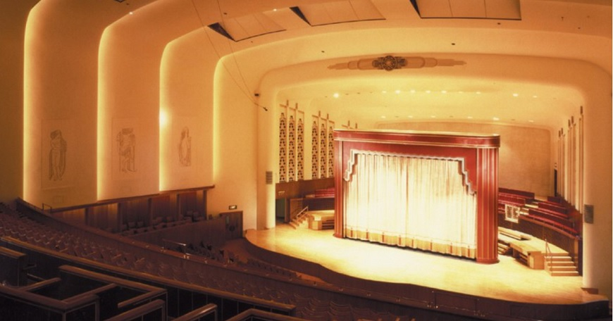 Liverpool Philharmonic - hidden cinema venues in Liverpool
