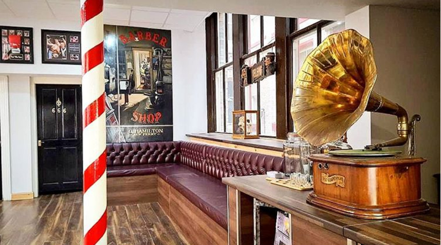 fathers day trim dale street barber shop