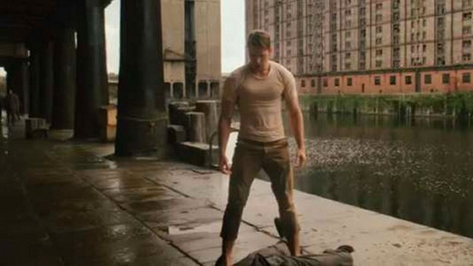 Captain America - movies filmed in Liverpool