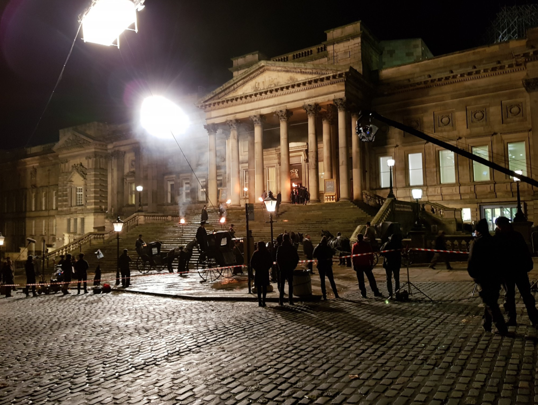 30 Years of Movies Filmed in and Around Liverpool