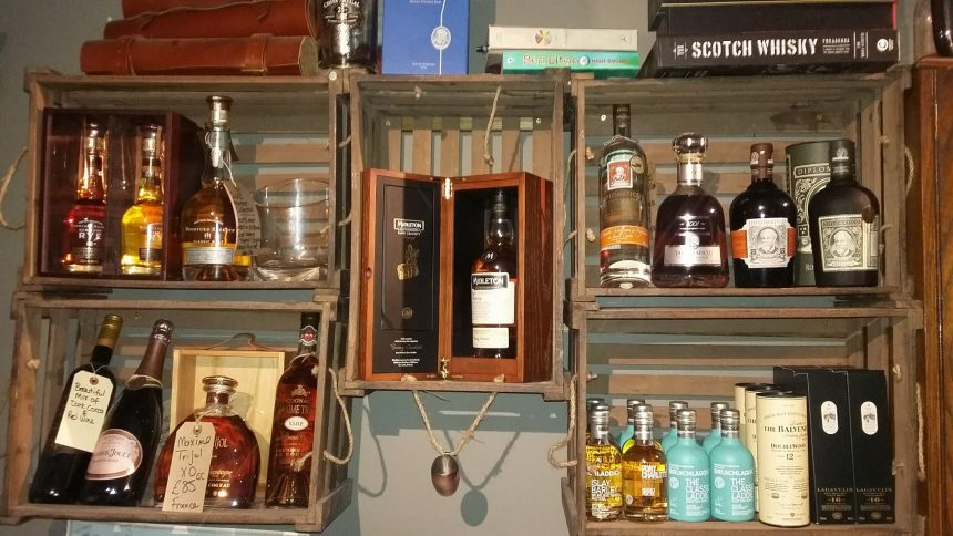 Whisky Business - best whiskey bars in Liverpool