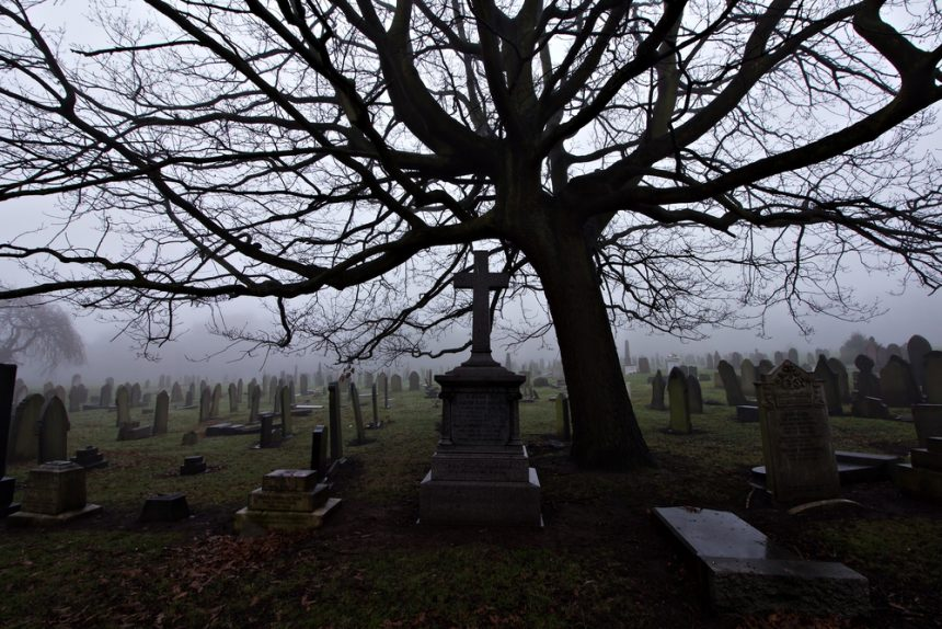 haunted streets in Liverpool