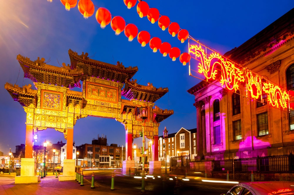 China Town - things to do in Liverpool