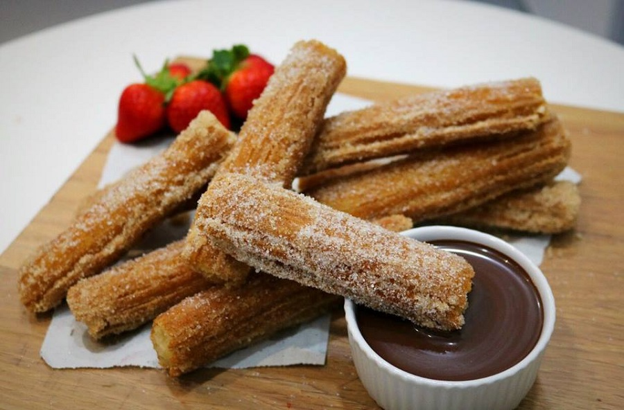 things to do in Liverpool - doughnut fries
