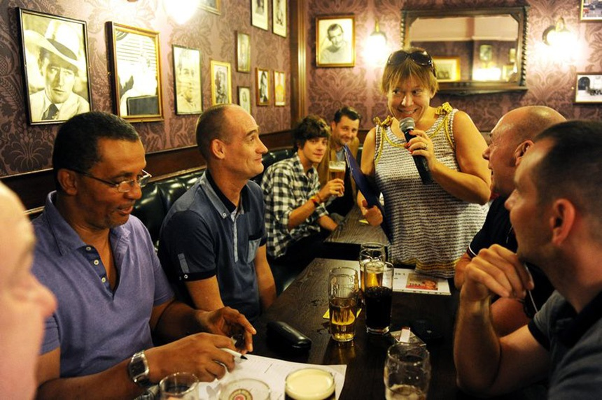 Liverpool quiz night - things to do in Liverpool