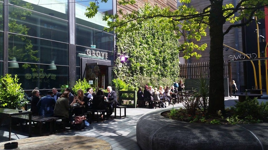 The Grove Beer Tap and Grill - things to do in Liverpool 2018
