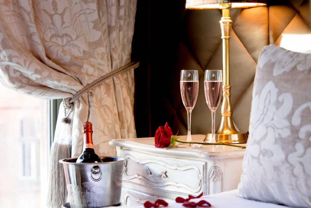 Valentines Day hotel stays Liverpool