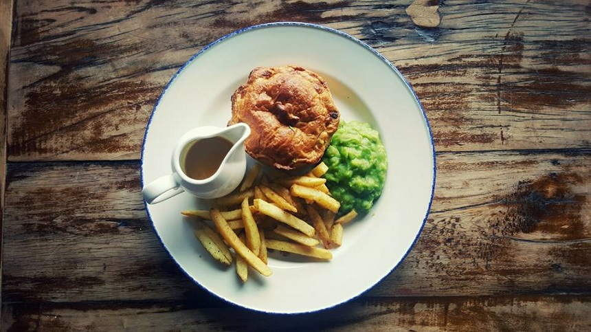 Smugglers Cove - British Pie Week