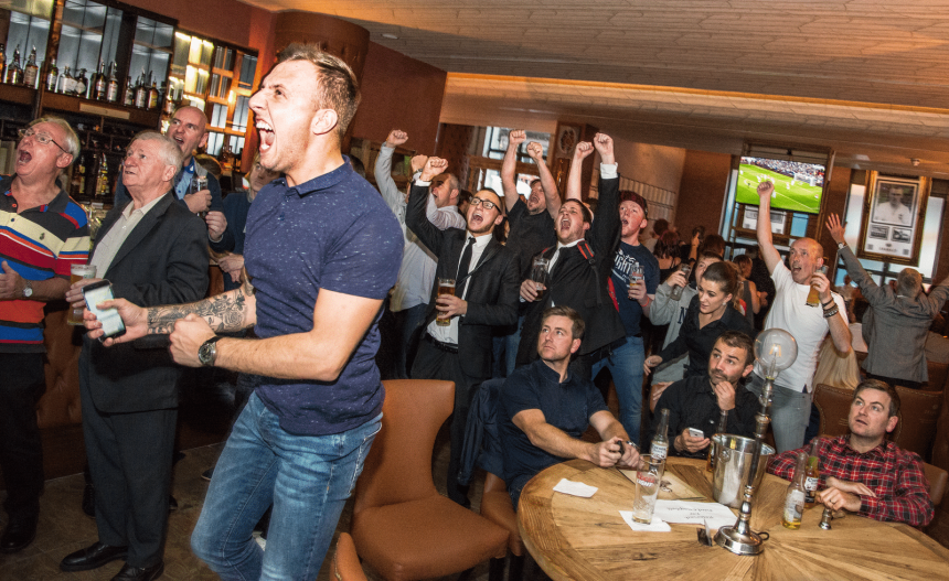 10 of the Best Bars and Pubs Showing Football in Liverpool