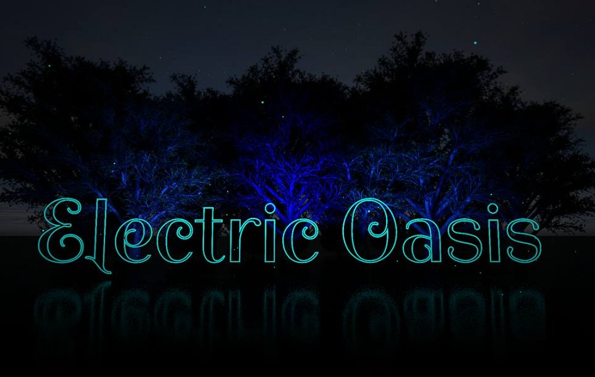 Electric Oasis Creamfields 2018