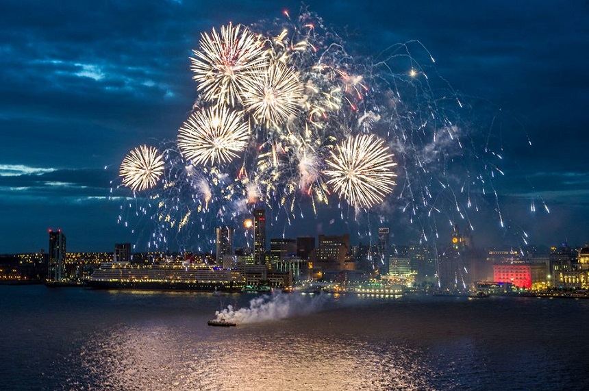 Cunard Birthday Celebrations - European Capital of Culture