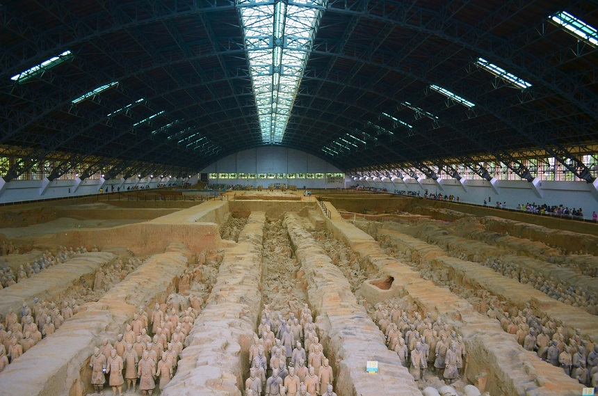 Terracotta Warriors - European Capital of Culture
