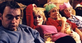 Royle family re-runs - Scouse Christmas Traditions