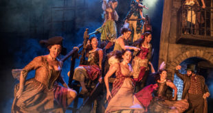 Les Miserables Liverpool Empire