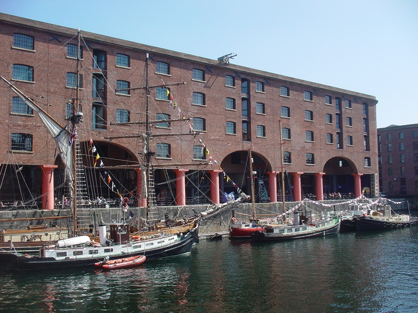 Albert Dock - River Festival Liverpool