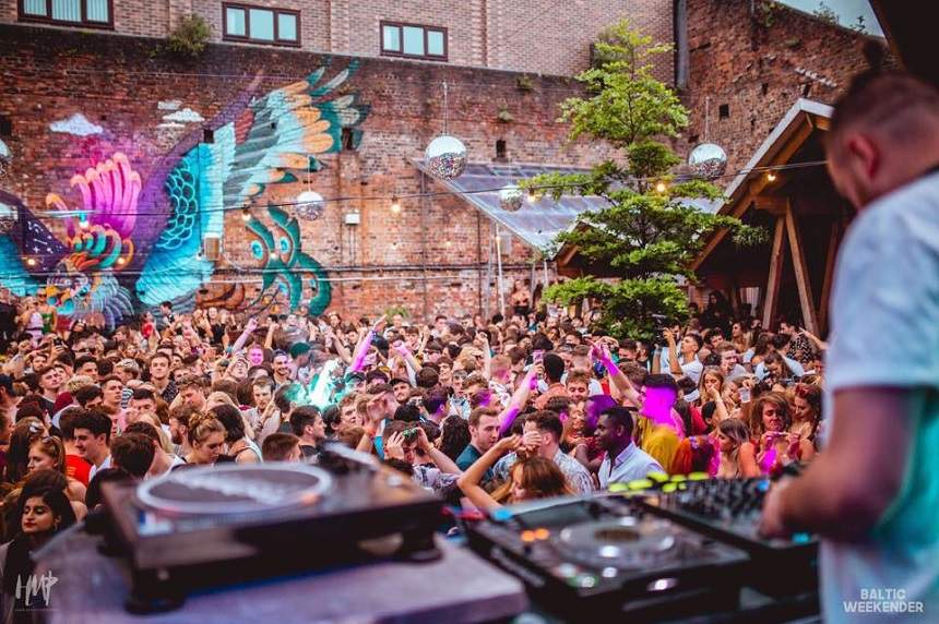 Baltic Weekender - May events in Liverpool
