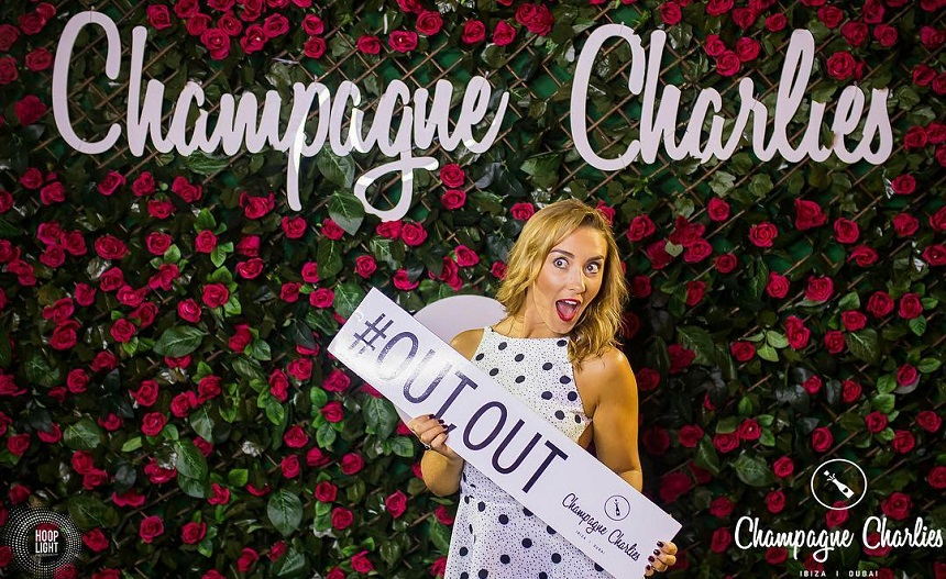 Champagne Charlies - May event in Liverpool