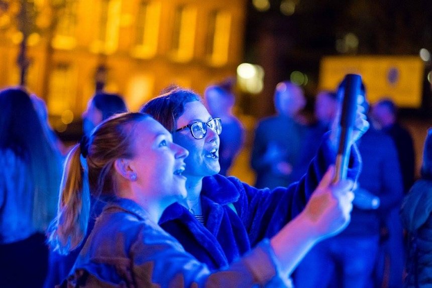 LightNight Liverpool events in May