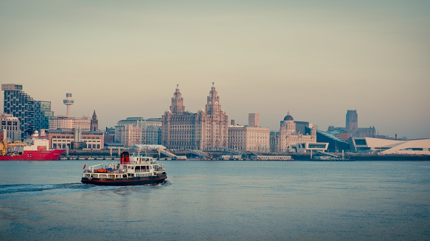 Mersey Ferry Summer Cruise - May events in Liverprool