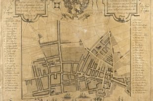 Map Liverpool history